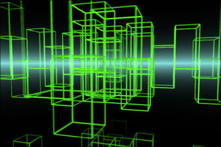 Boxes Wireframe